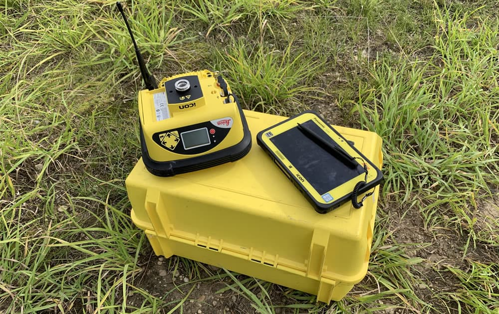 We use the top Leica and Trimble RTK and GPS systems